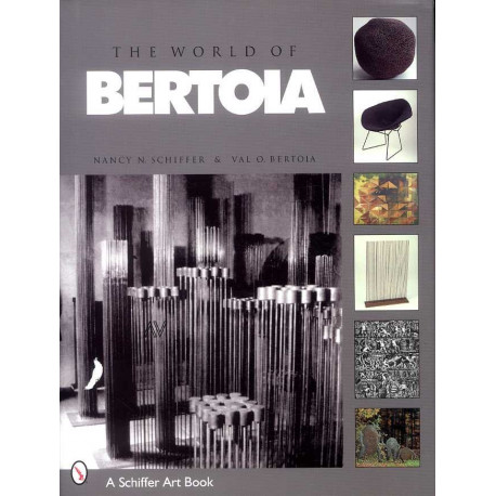 World of Bertoia ( Mobilier et Sculpture des Bertoia )
