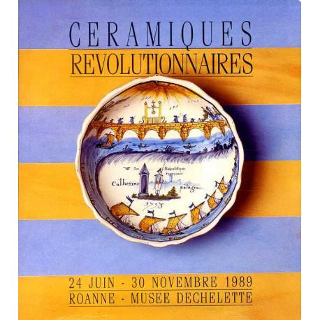 Céramiques révolutionnaires (catalogue d'expo)