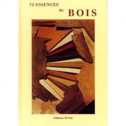 72 Essences De Bois