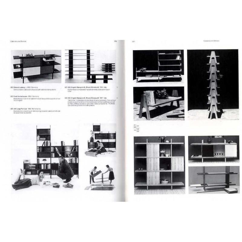 Modern furniture designs 1950 1980 design du mobilier for Mobilier moderne