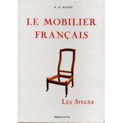 Mobilier français les sièges