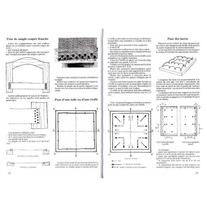 pose tapisserie great exemples de papiers peints intisss. Black Bedroom Furniture Sets. Home Design Ideas