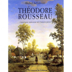 Théodore Rousseau oeuvre peint