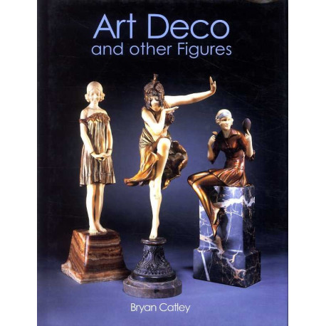 Art deco and other figures ( sculpture art déco )