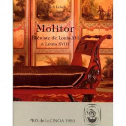 Molitor - Ebéniste de Louis XVI à Louis XVIII