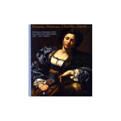 Peintures françaises dans les collections allemandes  XVII°-XVIII°