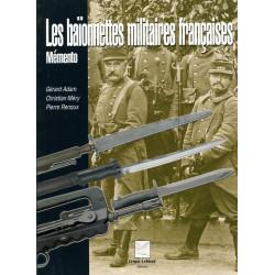 Les baïonettes militaires françaises  mémento