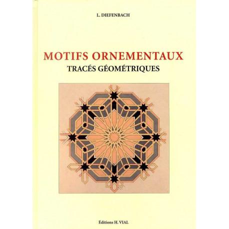 Motifs ornementaux tracés géométriques