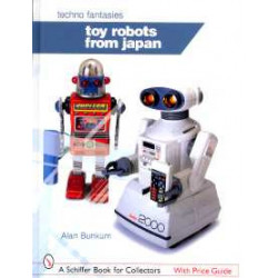 Toys robots from Japan