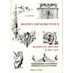 Motifs ornementaux motifs & décors du XIX°