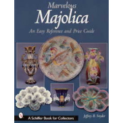 Marvelous majolica easy reference ( Barbotines )