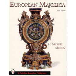 European majolica ( barbotines Européennes )