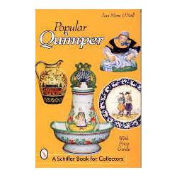Popular Quimper ( faïences de Quimper )