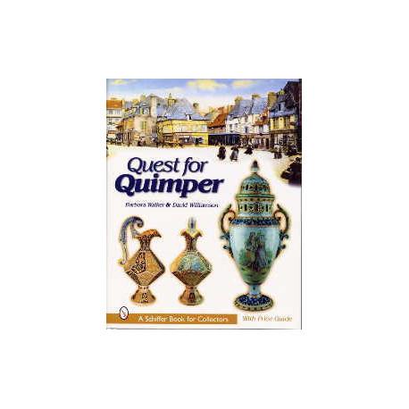 Quest for Quimper ( Faïences de Quimper )