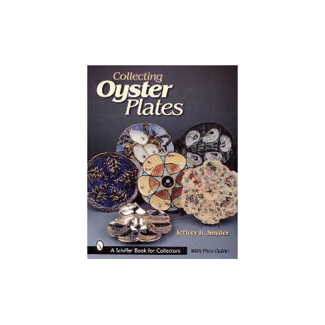 Oyster plates ( services à huitres )