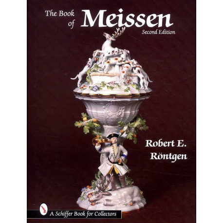 The book of Meissen ( 2° édi ) ( porcelaines de Meissen )