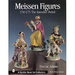 Meissen figures 1730-1775 the kaendler period ( porcelaines de Meissen )