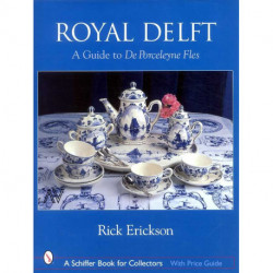 Royal Delft ( porcelaine de Delft )