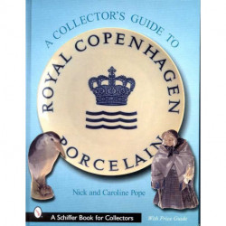 A collector's guide to Royal Copenhagen porcelain - porcelaine de copenhague