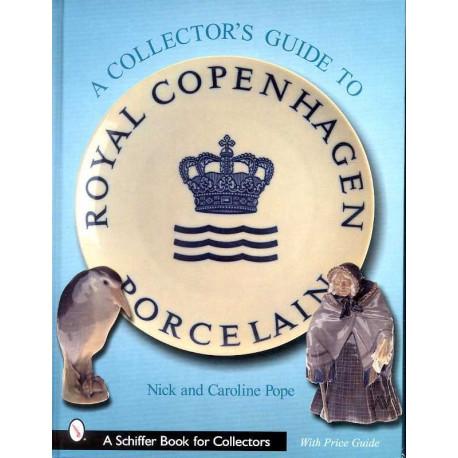 A collector's guide to Royal Copenhagen porcelain - porcelaine de copenhague