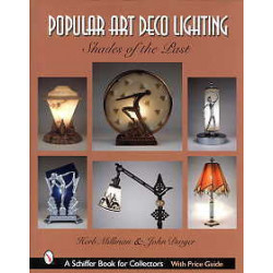 Popular art déco lighting  shades of the Pat