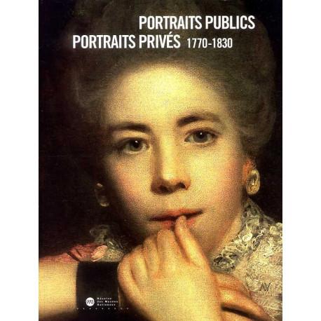 Portraits publics - portraits privés 1770-1830