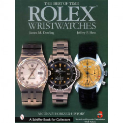 Rolex wristwaches the best of time 3° édition