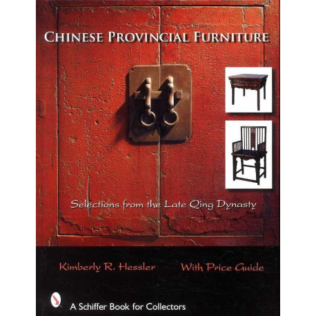 Chinese provincial furniture ( Mobilier Chinois )