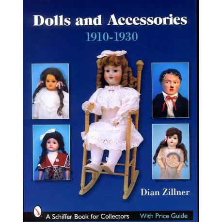 Dolls and accessories 1910-1930s (poupées et accessoires des années 1910/30)