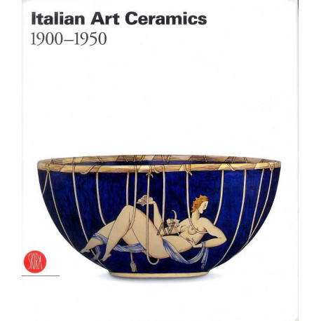 Italian art ceramics 1900-1950