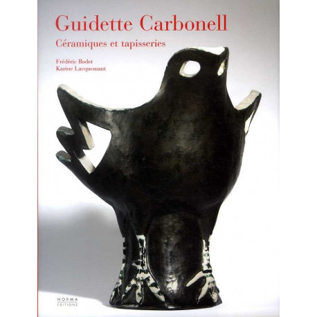 Guidette Carbonell céramiques et tapisseries