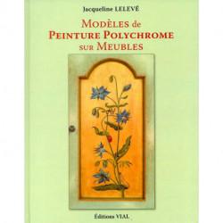 Modéles de peinture polychrome sur meubles