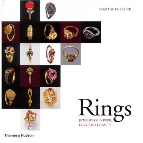 Rings - Jewelry Of Power Love And Loyalty (paperback) /anglais