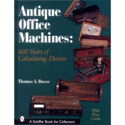 Antique office machines