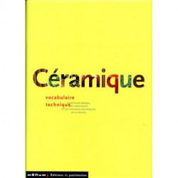 La céramique vocabulaire technique (2° édition)