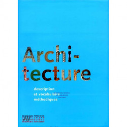 Architecture description et vocabulaire méthodiques