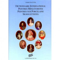 Dictionnaire international des peintres miniaturistes