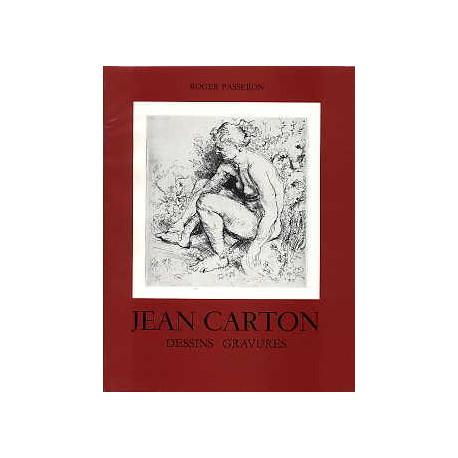 Jean Carton dessins gravures