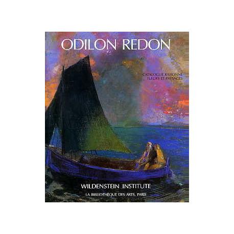 Odilon Redon fleurs et paysages ( tome 3 )