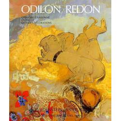 Odilon Redon études et grandes décorations ( tome 4 )