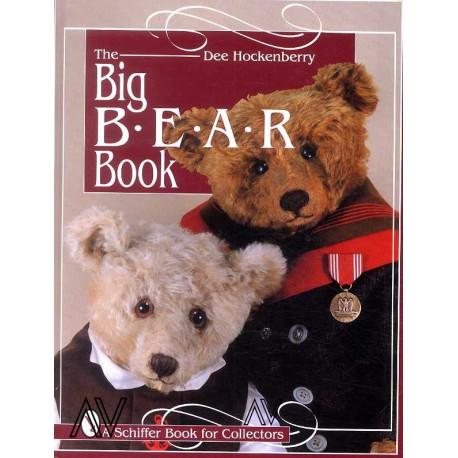 Big bear book ( ours en peluche )