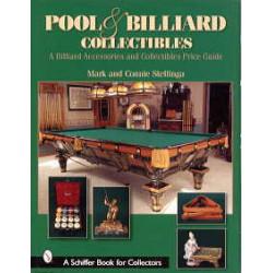 Pool & billards collectibles accessories and price guide. ( billard )