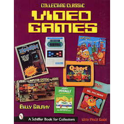 Collecting classic vidéo games