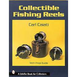 Collectible fishing reels ( moulinets de pêche )