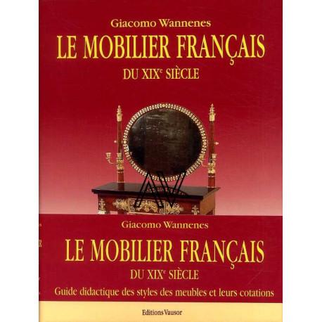 Le mobilier français du XIX° siècle